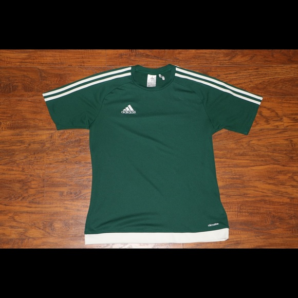 e87662b3 adidas Shirts | Training Jersey Forest Green | Poshmark